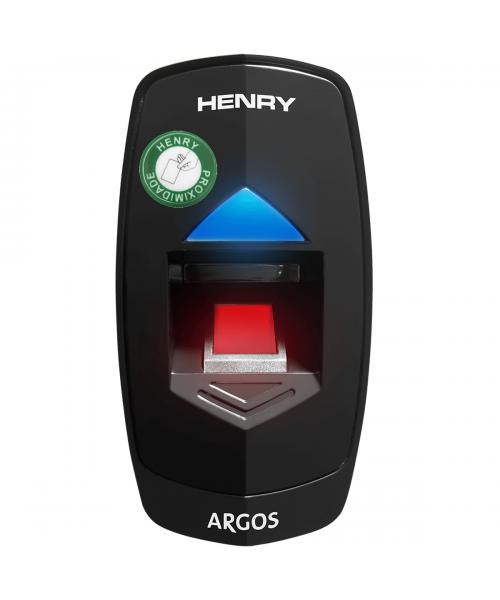 Controle de Acesso Henry Argos Biometria e Prox