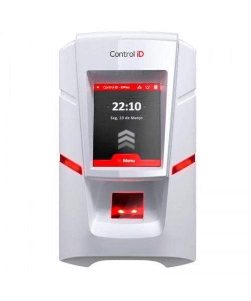 Controle de Acesso Control iD iDFit 4x2 Biometria e Prox Branco