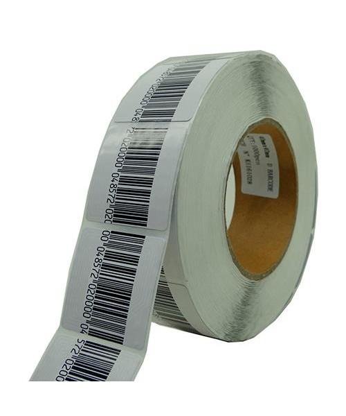 Etiqueta Adesiva para Sistema RF Antifurto 1000un