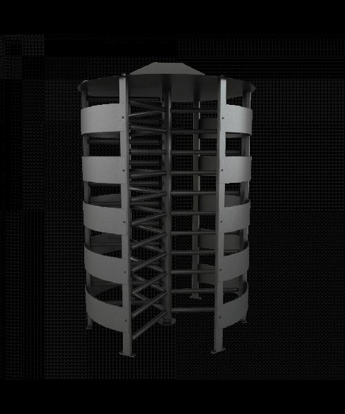 Torniquete Foca FET3-100  acabamento em Epoxi