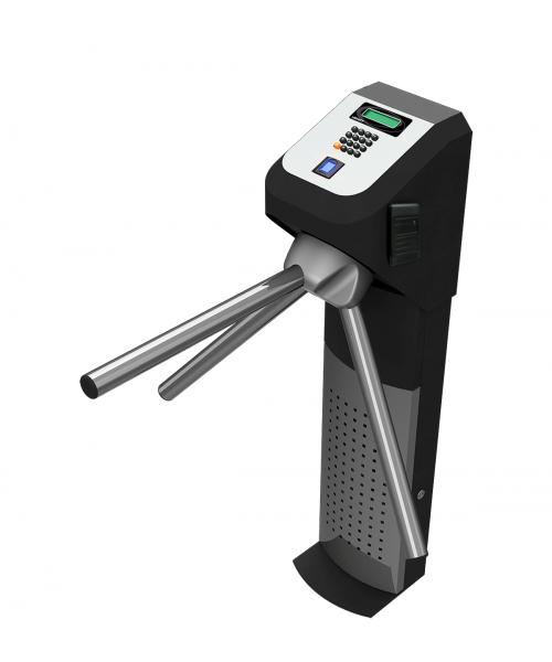 Catraca de Acesso Biométrica e Proximidade Lumen SF Henry - Dedo vivo