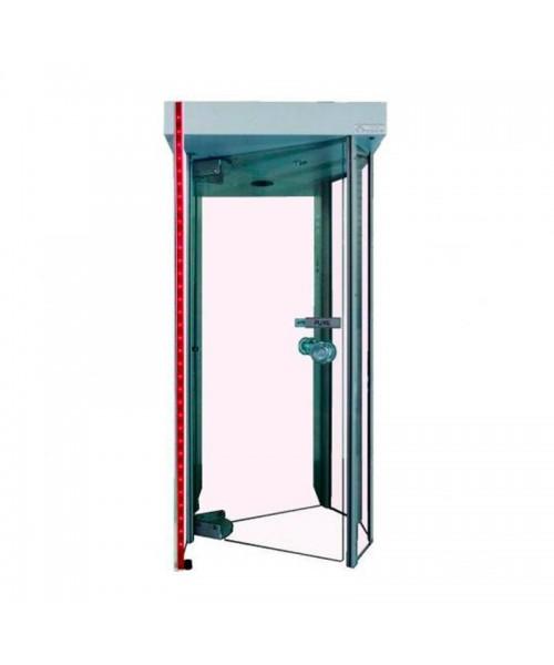 Porta Semi Giratória com detector de Metais Octal Portas Potter
