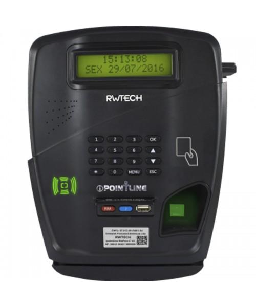 Relógio Ponto Biométrico RWTech