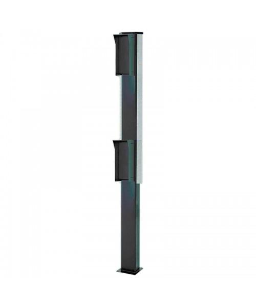 Totem para Controle de Acesso Protectm 45cm com Expansão